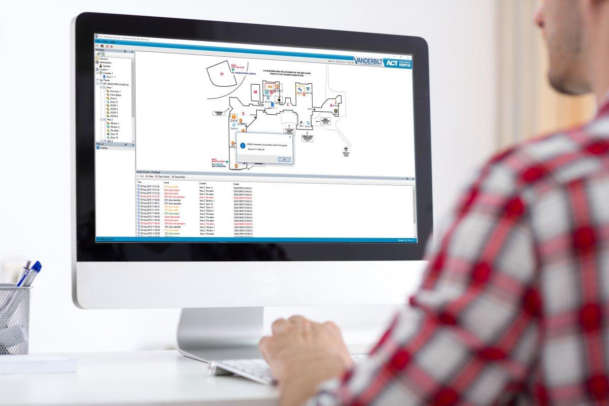A Closer Look: ACT Enterprise and its newest integrations | Vanderbilt  Industries